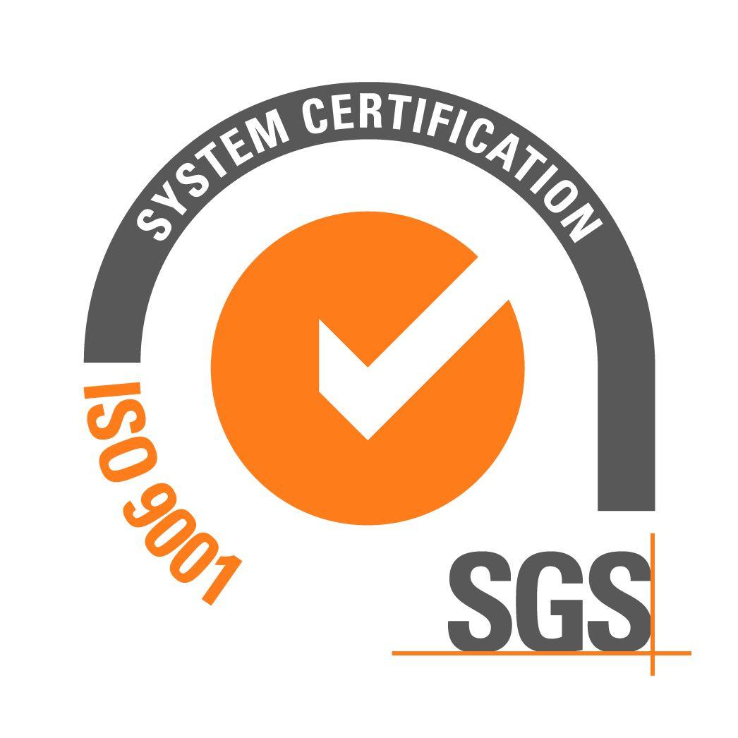 Certificazione ISO 9001 SGS